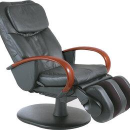 Массажные кресла - Массажное кресло HTT-10CRP кожа, 0