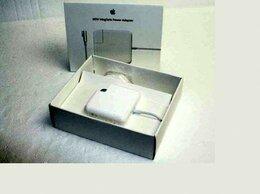 Аксессуары и запчасти для ноутбуков - Зарядка MacBook 60W MagSafe 16.5V 3.65A Новая, 0