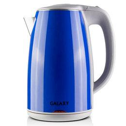 Электрочайники и термопоты - Чайник электрический Galaxy GL 0307 синий, 0