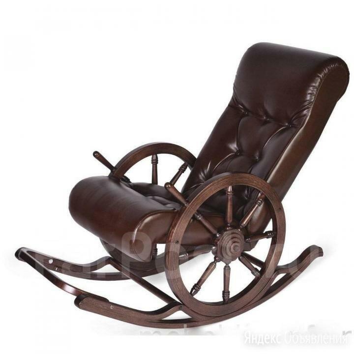 Кресло-качалка Штурвал по цене 38500₽ - Кресла, фото 0