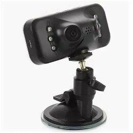 Видеокамеры - Видеорегистратор Supra SCR-820DC, 0
