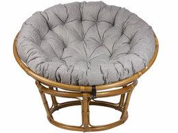 Плетеная мебель - Кресло Papasun Chair с подушкой, 0