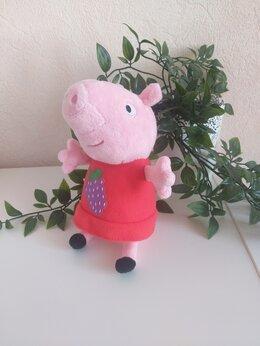 Мягкие игрушки - Игрушка Свинка Пеппа, 0