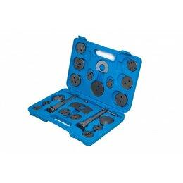 Тормоза - Универсальный набор для сведения тормозных цилиндров 21пр. Vertul VR50061, 0