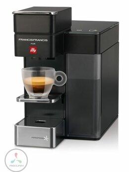 Кофеварки и кофемашины - Кофемашина ILLY iperespresso Y5, черный, 0