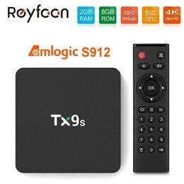 ТВ-приставки и медиаплееры - TX9S 2/8 GB s912 8 ядер ТВ приставка, 0