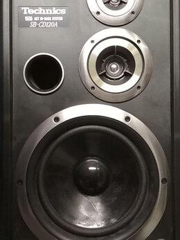 Акустические системы - Акустические колонки Technics SB-CD 120 A, 0