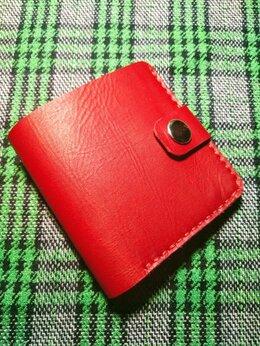 Кошельки - Женский кошелёк из натуральной кожи, 0