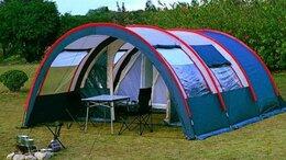 Палатки - палатка 6 местная , 0