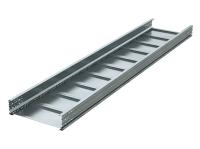 Кабеленесущие системы - USH314-Лоток листовой 100х400, лонжерон 2 мм, L…, 0