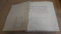 Антикварные книги - Enciclopedie ou dictionnaire universel raisonne, 0