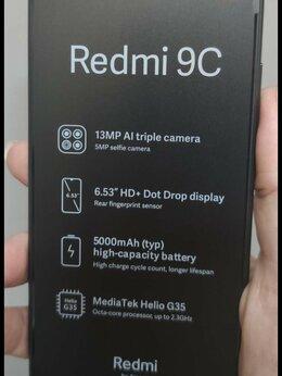 Мобильные телефоны - Xiaomi Redmi 9c NFC Grey, 0