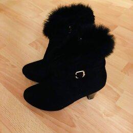 Ботинки - Зимние женские ботильоны 🥾, 0
