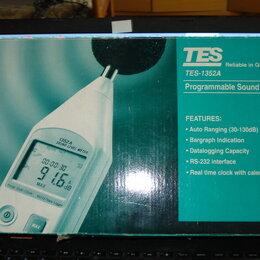 Производственно-техническое оборудование - измеритель уровня звука TES-1352A, 0