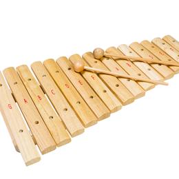Ударные установки и инструменты - FLIGHT FX-15N Ксилофон диатонический, 15 нот, палочки в комплекте, 0