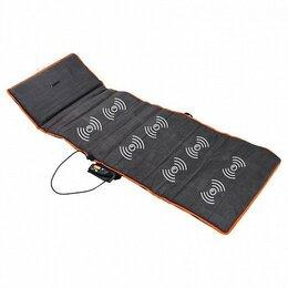 Массажные матрасы и подушки - Массажный матрас с функцией подогрева Zenet ZET-780, 0