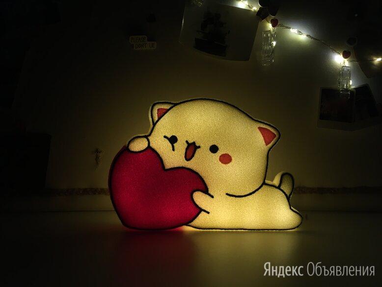 """Подарок девушке Мягкий ночник """"Toys is..."""" по цене 2000₽ - Ночники и декоративные светильники, фото 0"""
