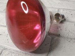 Лампочки - Лампа ИКЗК  R125 /Е27(250W), 0