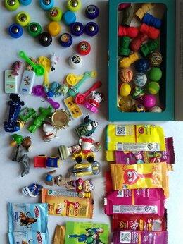 Игровые наборы и фигурки - Стиратели, скрепыши и другие мелкие игрушки…, 0