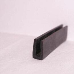 Изоляционные материалы - П-образная резина, 0