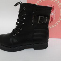 Ботинки - Новые черные ботинки Tom Miki, 0