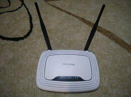 Оборудование Wi-Fi и Bluetooth - Роутер TP-Link WR841N 16/64 Flash/RAM mod Openwrt, 0