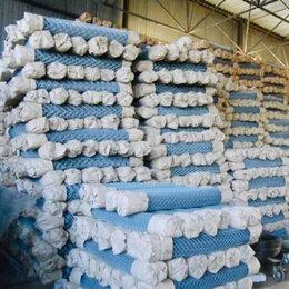 Заборчики, сетки и бордюрные ленты - Сетка рабица оцинкованная , 0