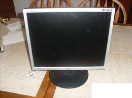 Мониторы - монитор LG Flatron L1752T, 0