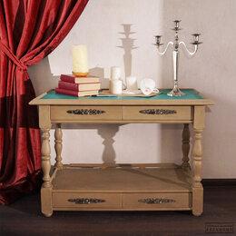 Столы и столики - Винтажный столик консоль, 0