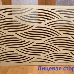 Экраны для радиаторов - Декоративная решетка, экран радиатора отопления, 0