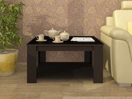 Столы и столики - Журнальный столик ЖС №4 со стеклом, 0
