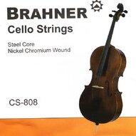 Смычковые инструменты - Комплект Струн Для Виолончели Brahner CS-808, 0
