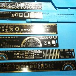 Прочие комплектующие - Красивые линейки под современную электронику, 0