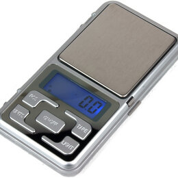 Посуда - Портативные карманные мини весы МН-200/300 200/300гр/0,01гр, 0