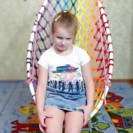 Качели, шезлонги - Садовые качели шезлонг для детской площадки на…, 0