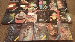 Художественная литература - Детективы Картера Брауна 17 томов, полный комплект, 0