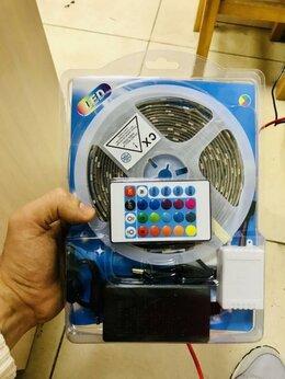 Светодиодные ленты - Светодиодная RGB лента большой комплект, 0