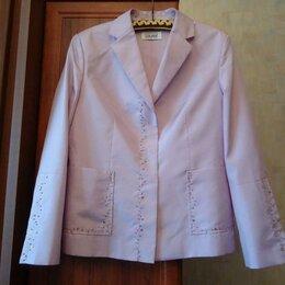 Пиджаки - Пиджак женский Laurel Новый Шелк Люкс Германия р 48-50 XL, 0