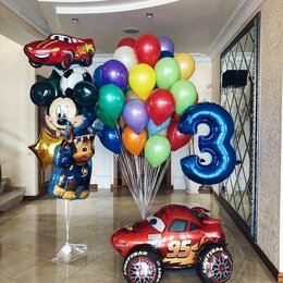 Воздушные шары - Набор шаров №36, 0