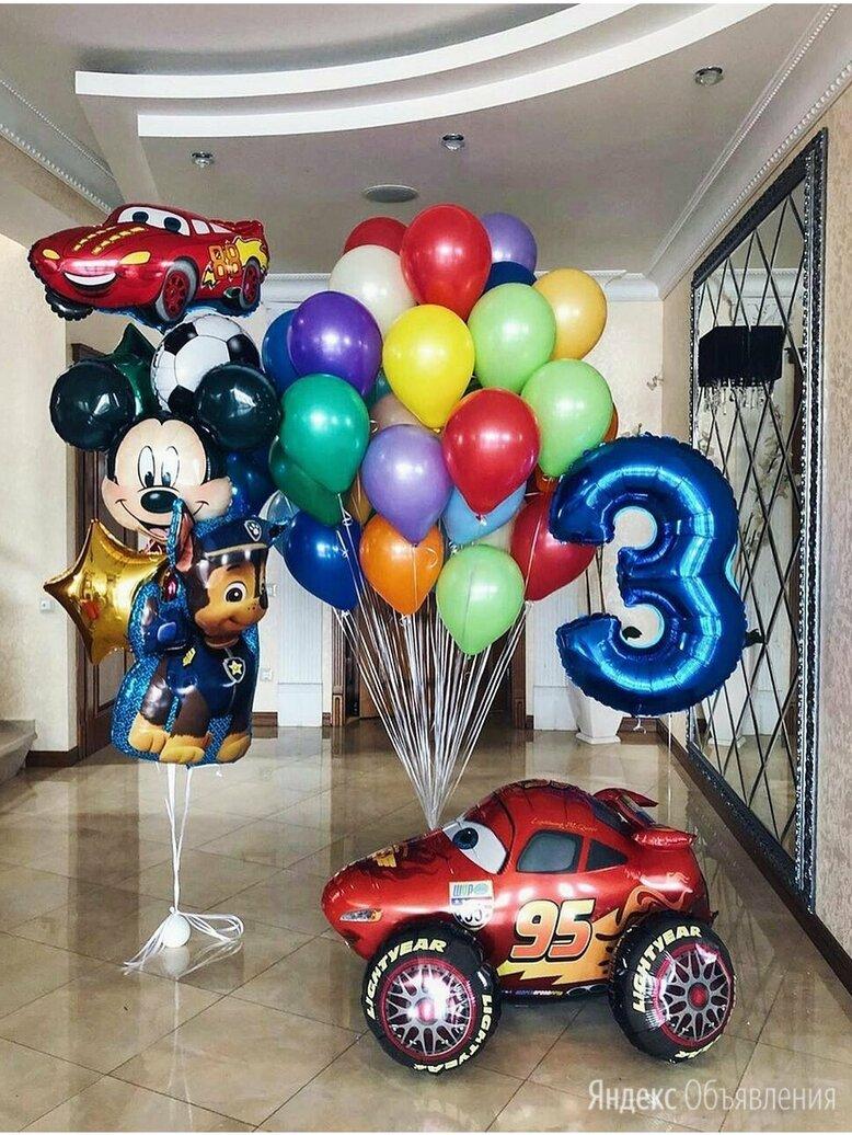 Набор шаров №36 по цене 7500₽ - Воздушные шары, фото 0