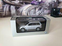 Модели - Volkswagen Touareg Typ 7L 2007 1/43 Minichamps…, 0