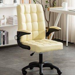 Компьютерные кресла - Компьютерное кресло из экокожи, 0