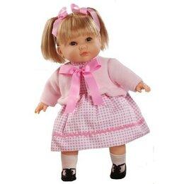 Куклы и пупсы - Berbesa Кукла 38см Сандра Испания новая, 0