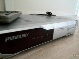 Спутниковое телевидение - Ресивер спутниковый power SKY PS-8210cisk, 0