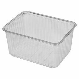 Корзины, коробки и контейнеры - Контейнер ПП прямоугольный СтиролПласт все размеры, 0
