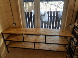 Столы и столики - Консольный стол, 0