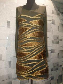 Платья - Коктейльное платье с длинным рукавом, 0
