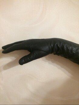Перчатки и варежки - Перчатки кожа высокие , 0