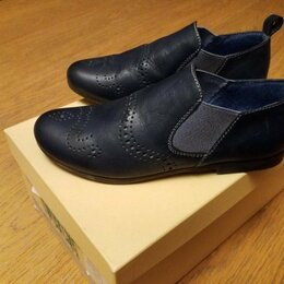 Балетки, туфли - Шикарные Челси, туфли баретки р. 30-19,5 см Италия, 0