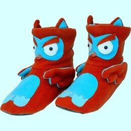 Домашняя обувь - Тапочки Совы 🦉, 0